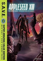 Appleseed XIII - The Complete Series (DVD + BLU-RAY)