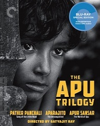 Apu Trilogy - Criterion Collection (BLU-RAY)