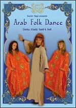 Arab Folk Dance With Dabke, Khaliji, Saidi & Sufi