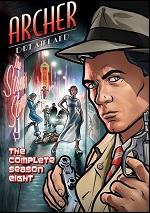 Archer - The Complete Season Eight