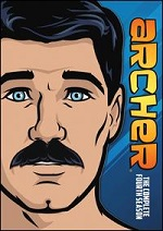 Archer - The Complete Season Four