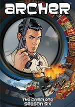 Archer - The Complete Season Six