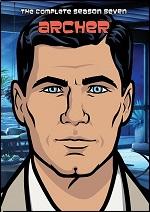 Archer - The Complete Season Seven