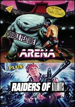 Arena / Raiders Of Atlantis