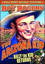 Arizona Kid / Billy The Kid Returns