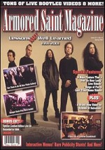 Armored Saint - Lessons Not Well Learned 1991-2001