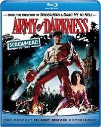 Army Of Darkness - Screwhead Edition (BLU-RAY)