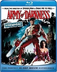 Army Of Darkness - Screwhead Edition (BLU-RAY)