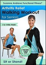 Arthritis Relief Walking Workout For Seniors