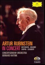Artur Rubenstein In Concert