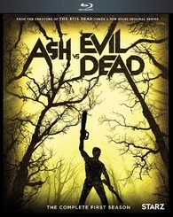 Ash Vs. Evil Dead - The Complete First Season (BLU-RAY)