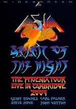 Asia - Spirit Of The Night - The Phoenix Tour Live In Cambridge