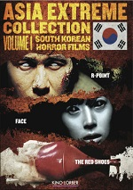 Asia Extreme Collection -  Vol. 1 - South Korean Horror Films