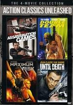 Assassination Games / Double Team / Maximum Risk / Until Death