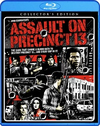 Assault On Precinct 13 - Collectors Edition (BLU-RAY)