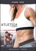 Atletica By Powerstrike - Vol. 3 - With Ilaria Montagnani