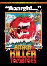Attack Of The Killer Tomatoes - Special Edition