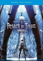Attack On Titan - Season 3 - Part 1 (DVD + BLU-RAY)