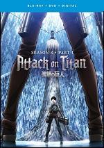 Attack On Titan - Season 3 - Part 1 (DVD + BLU-RAY)
