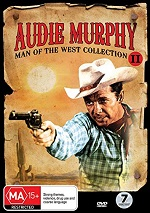 Audie Murphy - Man Of The West - Collection II