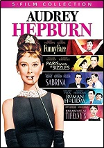 Audrey Hepburn 5-Film Collection