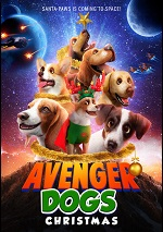 Avenger Dogs Christmas