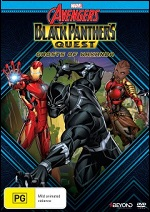 Avengers - Black Panther's Quest: Ghosts Of Wakanda
