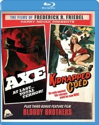 Axe / Kidnapped Coed (BLU-RAY)