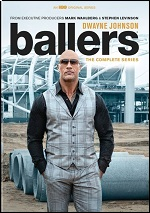 Ballers - The Complete Series