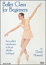 Ballet Class For Beginners With David Howard