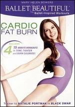 Ballet Beautiful - Cardio Fat Burn With Mary Helen Bowers