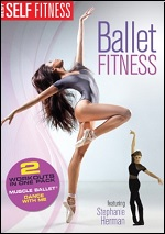 Ballet Fitness - Muscle Ballet / Dance with Me With Stephanie Herman