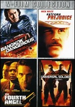 Bangkok Dangerous / Extreme Prejudice / Fourth Angel / Universal Soldier