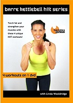 Barlates Body Blitz - Barre Kettlebell HIIT Series With Linda Wooldridge