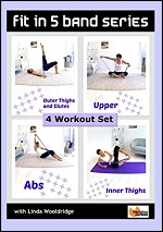 Barlates Body Blitz - Fit In 5 Band Series With Linda Wooldridge