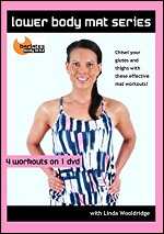 Barlates Body Blitz - Lower Body Mat Series With Linda Wooldridge