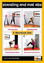 Barlates Body Blitz - Standing And Mat Abs With Linda Wooldridge