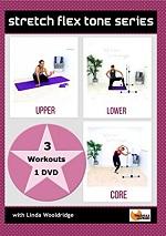 Barlates Body Blitz - Stretch Flex Tone Series With Linda Wooldridge