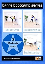 Barlates Body Blitz - Barre Bootcamp Series With Linda Wooldridge
