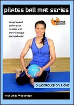 Barlates Body Blitz - Pilates Ball Mat Series With Linda Wooldridge