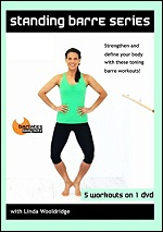 Barlates Body Blitz - Standing Barre Series With Linda Wooldridge