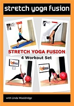 Barlates Body Blitz - Stretch Yoga Fusion With Linda Wooldridge