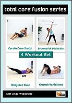 Barlates Body Blitz - Total Core Fusion Series With Linda Wooldridge
