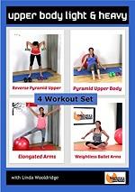 Barlates Body Blitz - Upper Body Light & Heavy With Linda Wooldridge