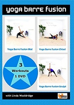 Barlates Body Blitz - Yoga Barre Fusion With Linda Wooldridge
