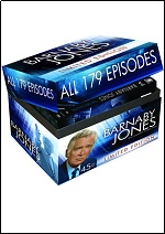Barnaby Jones - The Complete Collection - Limited Edition
