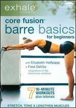 Barre Basics For Beginners - Core Fusion - Exhale