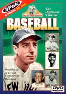 Baseball - Greatest Sports Legends - The National Pastime