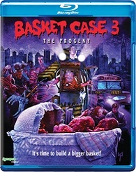 Basket Case 3: The Progeny (BLU-RAY)
