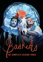 Baskets - The Complete Season Three